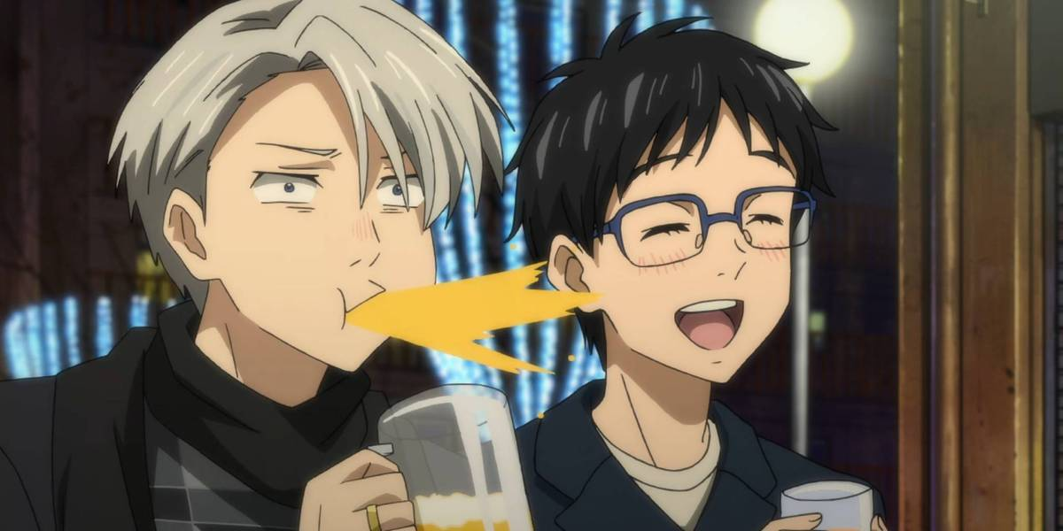 Victor And Yuuri S Rings